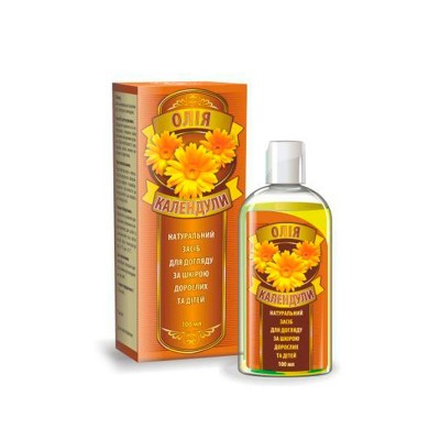 Calendula oil, 100 ml