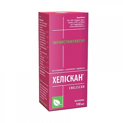 Heliskan®, tincture 100 ml