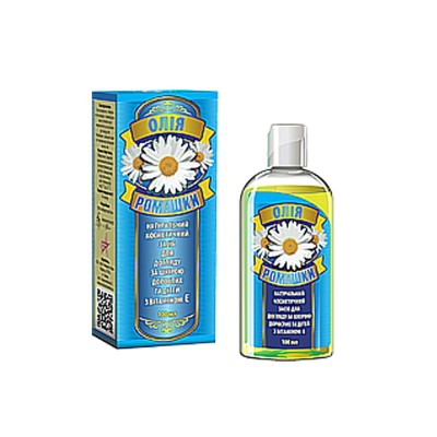 Camomile oil, 100 ml